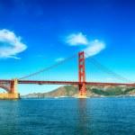 Golden Gate Bridge, San Francisco — Stock Photo