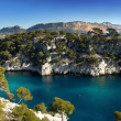 Calanque  of Cassis - Stock Photo