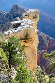 Grand canyonnationalpark — Stockfoto