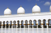 White Mosque — Foto Stock