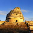 Foto Stock: Observatory at Chichen Itza,