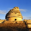 Стоковое фото: Observatory at Chichen Itza,