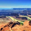 Stock Photo: Dead horse point state park