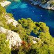 Calanque  of Cassis — Foto Stock