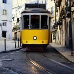 Lisbon Tram — Stock Photo #18668673