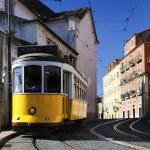 Lisbon Tram — Stock Photo #18738279