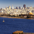 San Francisco Skyline — Photo