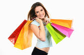 My shopping — Stock Photo