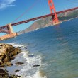 Golden Bridge, San Francisco — Stock Photo