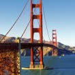 Golden gate brug, san francisco — Stockfoto #21072889