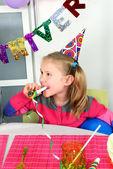 Gran cumpleaños graciosos — Foto de Stock