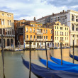 Grand Canal in Venice, Italy  — Stock Photo