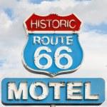 espírito de motel — Foto Stock