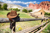 Far west spirit — Stock Photo