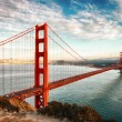 Golden gate-bron, san francisco — Stockfoto #24735951