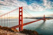 Golden gate bridge, san francisco — Stock fotografie