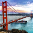 Golden gate-bron, san francisco — Stockfoto #25207985