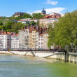 Lyon view, France — Stock Photo