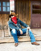 Cow boy spirit — Stockfoto