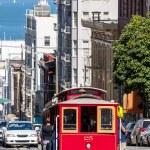 San Francisco city — Stock Photo