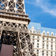 Eiffel tower on Strip, Las Vegas — Stock Photo