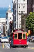 San Francisco city — Stock Photo