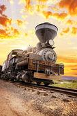 Southwest train spirit — Stock Photo