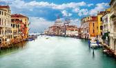 Città di venezia — Foto Stock