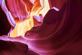 The Antelope Canyon, Page, — Stock Photo