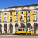 Lisbon Tram — Stock Photo #34520457