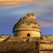 Observatory at Chichen Itza, — Stock Photo #35865275