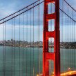 Golden gate bridge, san francisco — Foto Stock #37979321