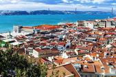 Merkezi lizbon — Stok fotoğraf