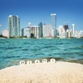 Miami city, USA — Stock Photo
