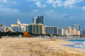 Miami south beachh, Florise, USA — Stock Photo