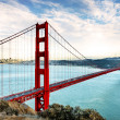 Golden gate brug, san francisco — Stockfoto #40809363