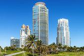 Miami South beach — Stock Photo