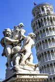 Pisa city — Stock Photo