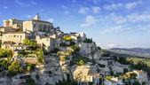 中世の村をゴルド — ストック写真