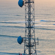 Communication Tower — Stockfoto #12404854