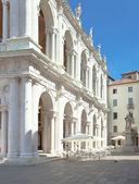 Basilica by Palladio in Vicenza, Italy — Stock Photo