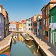 Stock Photo: Burano