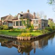 Traditional Dutch house — Stock Photo #13694118
