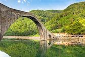 Ponte della maddalena, italien — Stockfoto