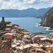 Vernazza, Cinque Terre, Italy - Stock Photo