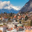 View of Innsbruck, Austria — Stock Photo