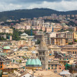 Royalty-Free Stock Photo: City Center of Genoa, Italy