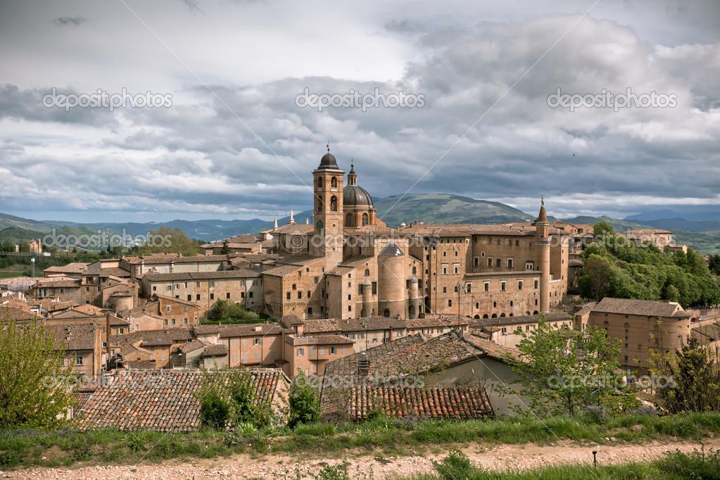 Urbino Italy Pictures Old Urbino Italy Cityscape