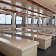 Passenger's Recreational Ship Interior — Foto de stock #16034305