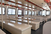 Passenger's Recreational Ship Interior — Stockfoto